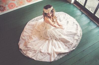 Il matrimonio della blogger Ida Galati in esclusiva per Zankyou