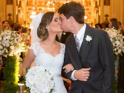 Casamento de Aurora & Rafael: clássico e charmosíssimo no centro histórico do Rio de Janeiro