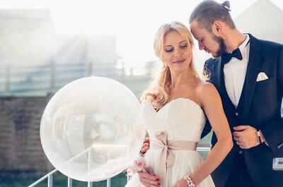Diese 3 internationalen Hochzeitskonzepte erobern 2017 die Schweiz