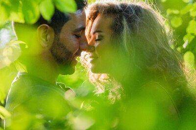 Descubra a linda história de amor da Anabela & Frederico: O eterno e o limite!
