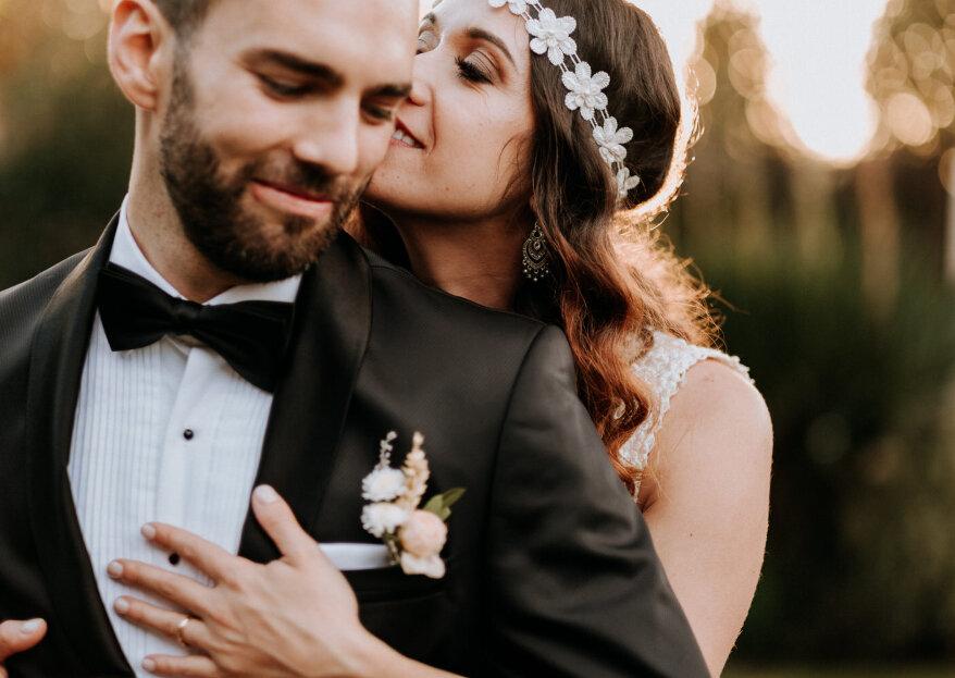 São estas as novas regras protocolares para os casamentos modernos