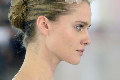 Maquillaje de novia 2016: descubre las nuevas tendencias