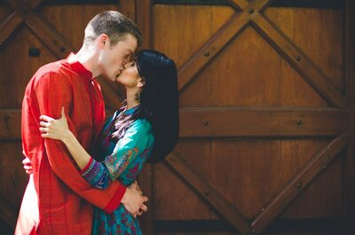 From Classmates to Soul Mates: Sharmila and Nathan's Journey of Love