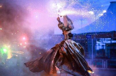 ТОП9: Развлекательная шоу-программа на свадьбу в Москве