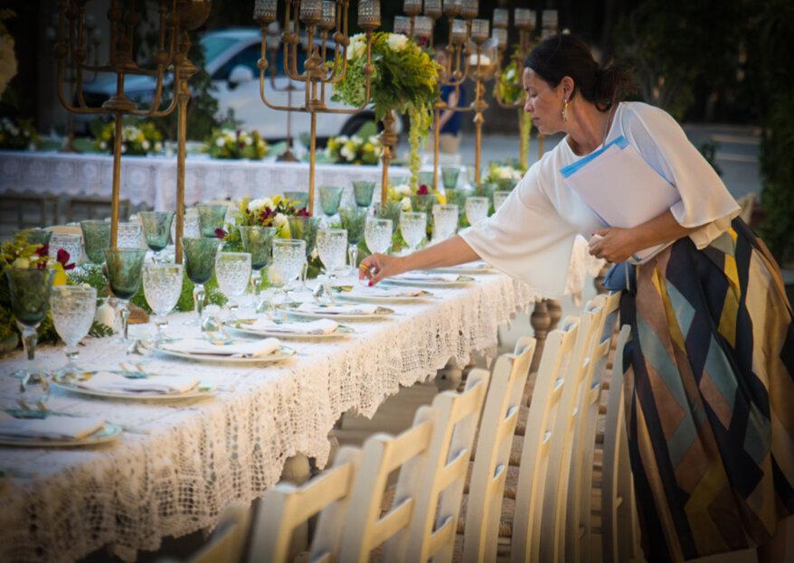Trova il filo conduttore del tuo matrimonio con la wedding planner Melania Millesi
