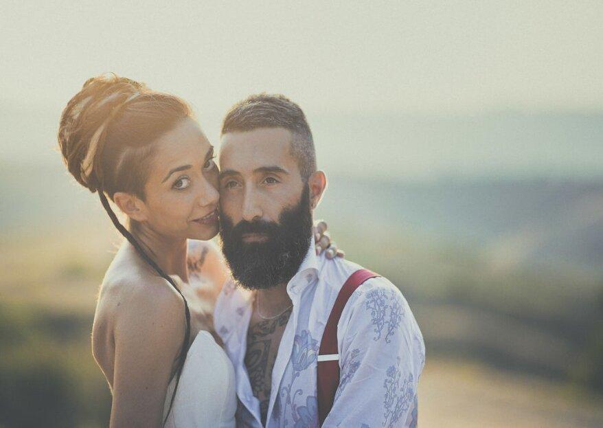 Gli abiti perfetti per una sposa giovane!