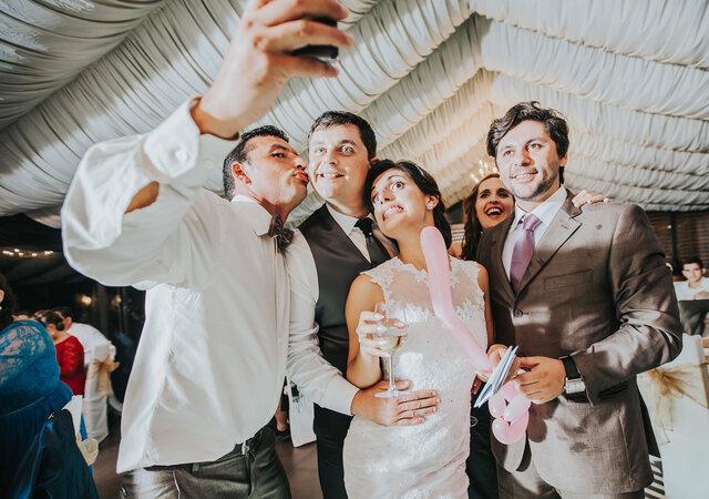 7 formas de entreter os convidados do seu casamento!
