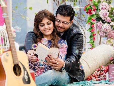 Perfect Wedding celebrations of Sugandha and Shivansh