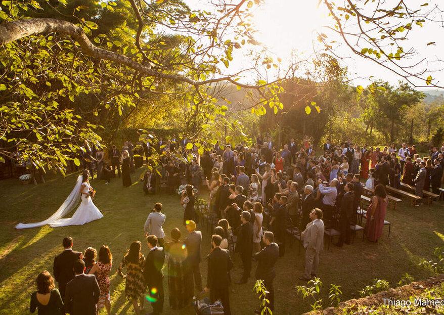 Qual o local ideal para realizar um Destination Wedding inesquecível?