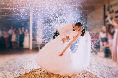4 grupos musicales y DJs que harán tu boda inolvidable: ¡Todos a la pista de baile!