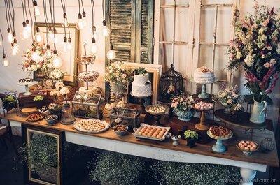 6 ideias para iluminar cantinhos do casamento: photocall, altar, mesas e tudo o mais que você puder imaginar!