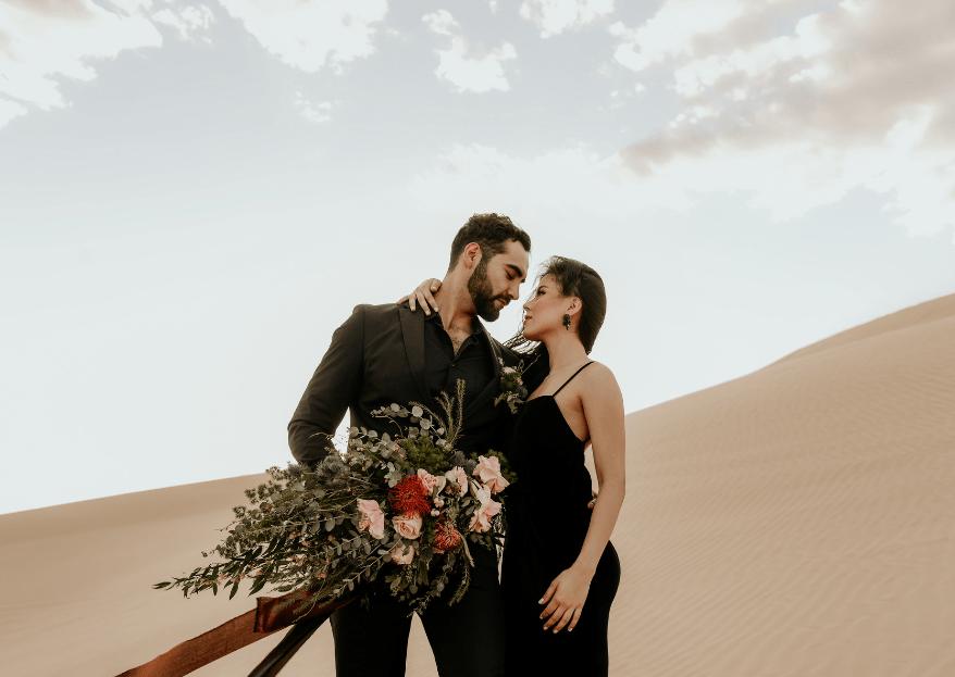 Boda elopement: 5 pasos para escaparse y casarse