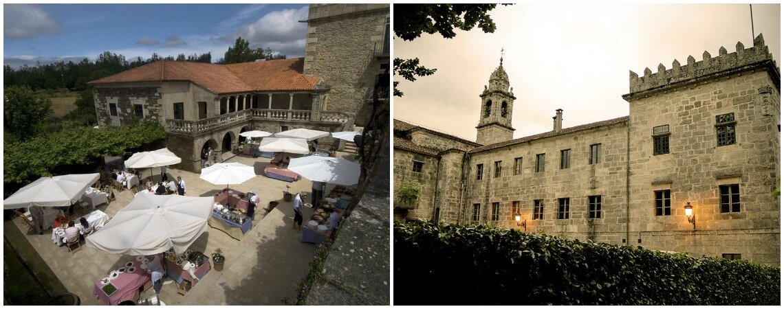 Los 13 mejores pazos para celebrar tu boda en A Coruña