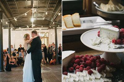 So können Sie Ihre Hochzeit romantisch beleuchten