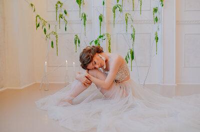 Будуарная съемка: волшебное утро для каждой невесты!