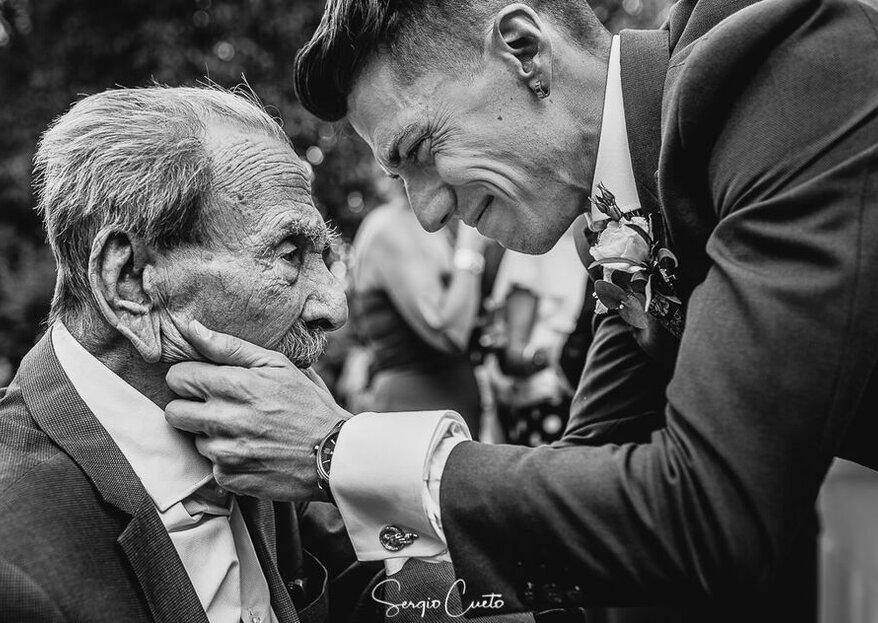Sergio Cueto os ofrece imágenes donde casi podéis tocar la emoción