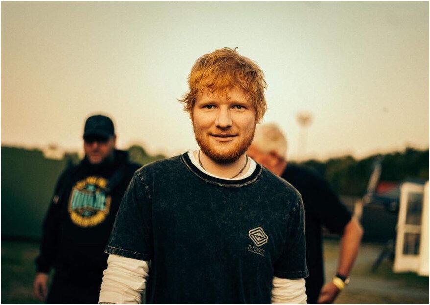 Las 10 mejores canciones de Ed Sheeran para dedicarle a tu pareja