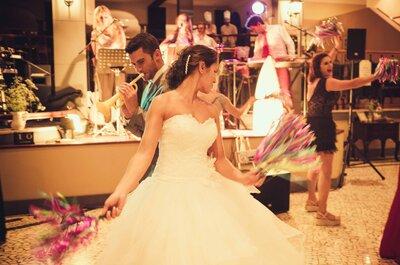 Como preparar-se para um casamento feliz e delicioso?