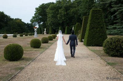 Tie the knot in Paris with Event-Evenements!