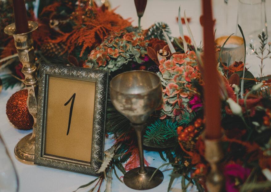 De mooiste winter bloemen voor het bruidsboeket en decoratie voor de winterbruiloft!