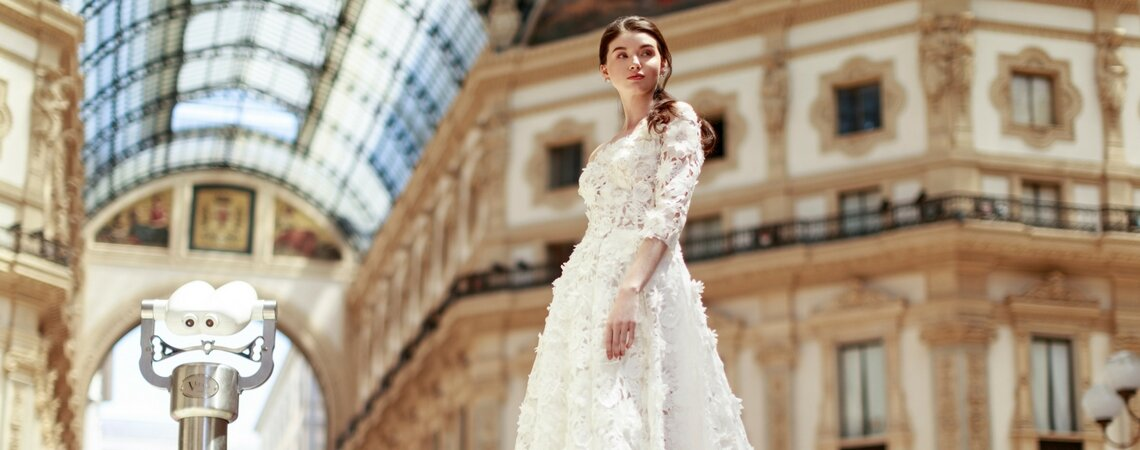 Exclusive Designers & Exquisite Gowns at White Gallery London 2017
