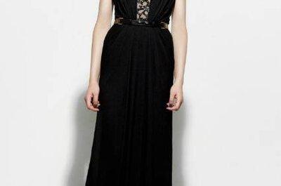 O luxo dos vestidos da coleção Resort Elie Saab 2013 para o inverno