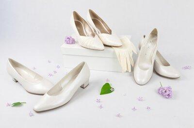 Comment choisir vos chaussures de mariage ? Les conseils d'un expert !