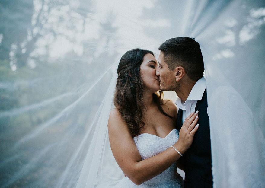 Vânia e André: um casamento memorável numa quinta (bem) verde e com a presença imprescindível de quem testemunhou a sua história
