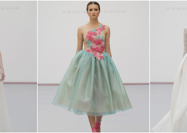 Precios vestidos de novia de hannibal laguna