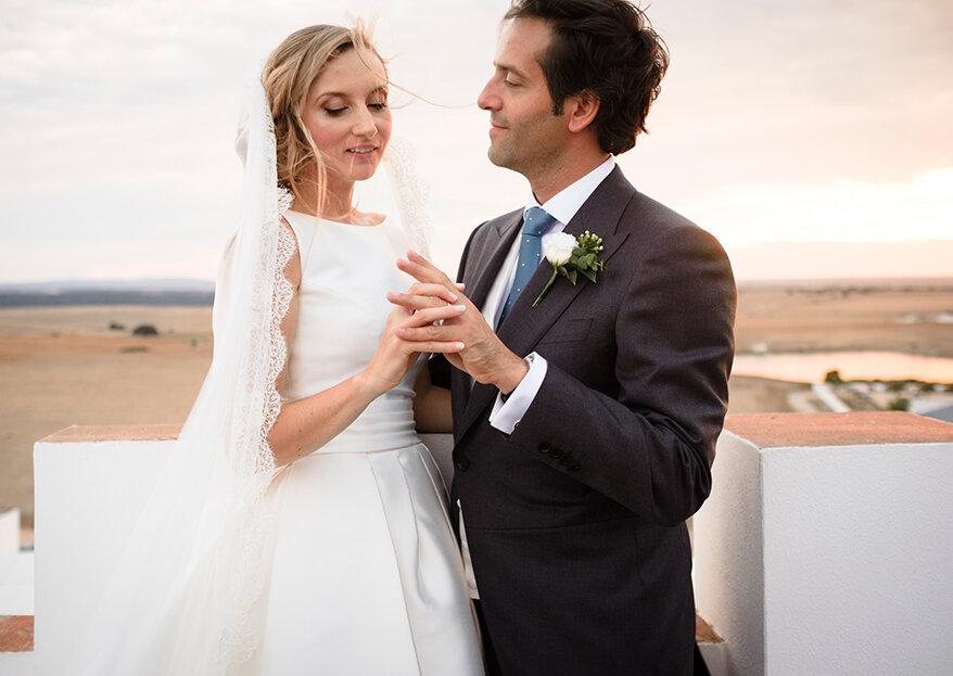 Eva & Nuno: o amor é assim!