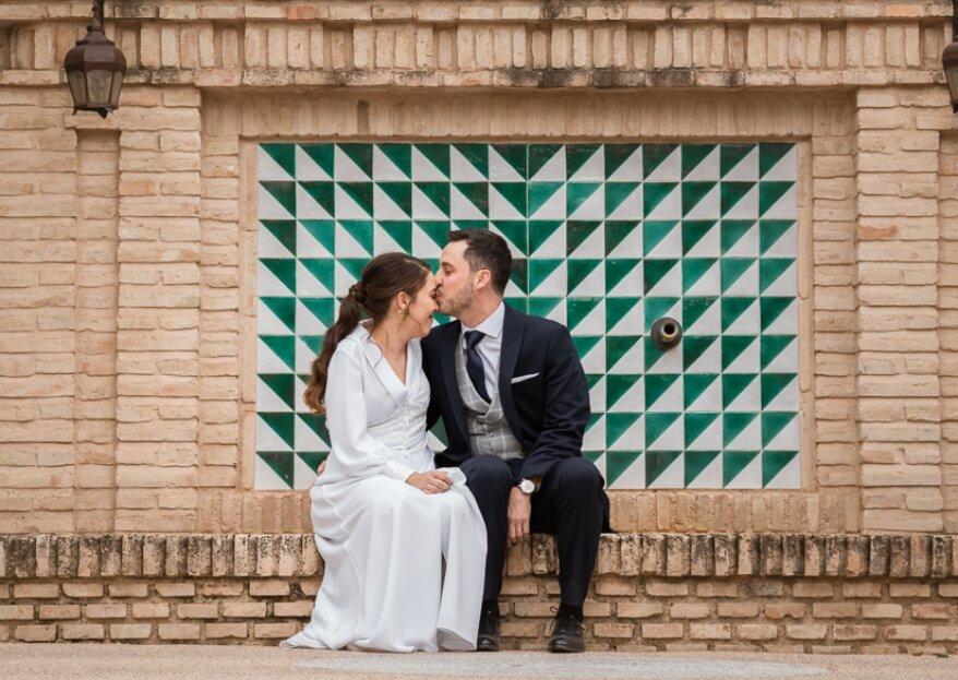 Un día reflejado en imágenes a la perfección: la boda de Sara y Gonzalo