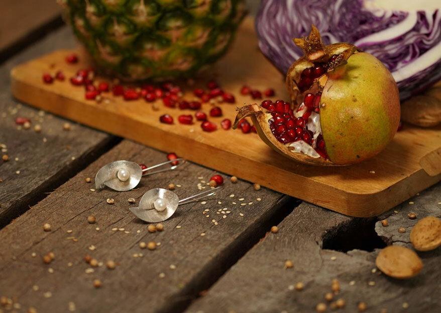 Paula Bluemchen Jewelry: pérolas para todas as noivas que adoram sentir o poder de uma joia.