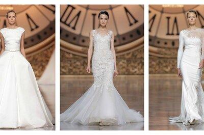 Las 5 mejores tiendas de vestidos de novia en Girona
