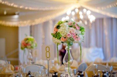 Cosa sarebbe un matrimonio senza fiori? La parola alla wedding planner