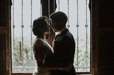 Te amo así, al natural: La boda de Renata y Tino