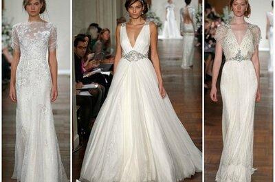 La collection Jenny Packham automne 2013 fera de vous une mariée aussi élégante que la Princesse Kate !