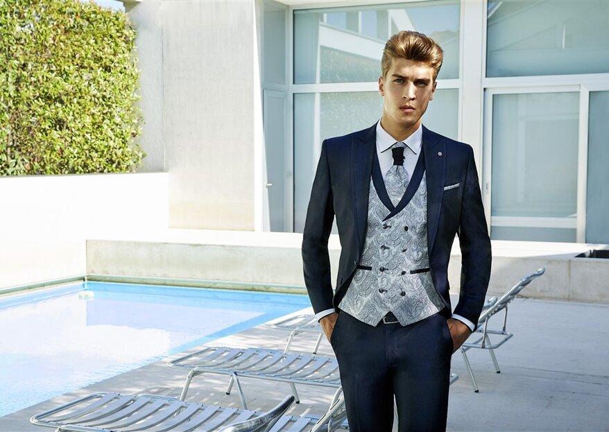 ¿Dónde encontrar las mejores colecciones para trajes de novio?
