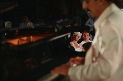 Real Wedding: Una boda mágica en San Miguel de Allende con música de Raúl Di Blasio