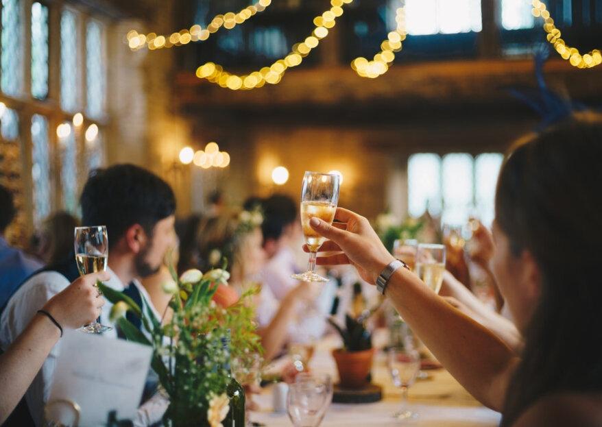 Invitados de boda sin pareja: claves para hacer que se sientan cómodos durante el matrimonio