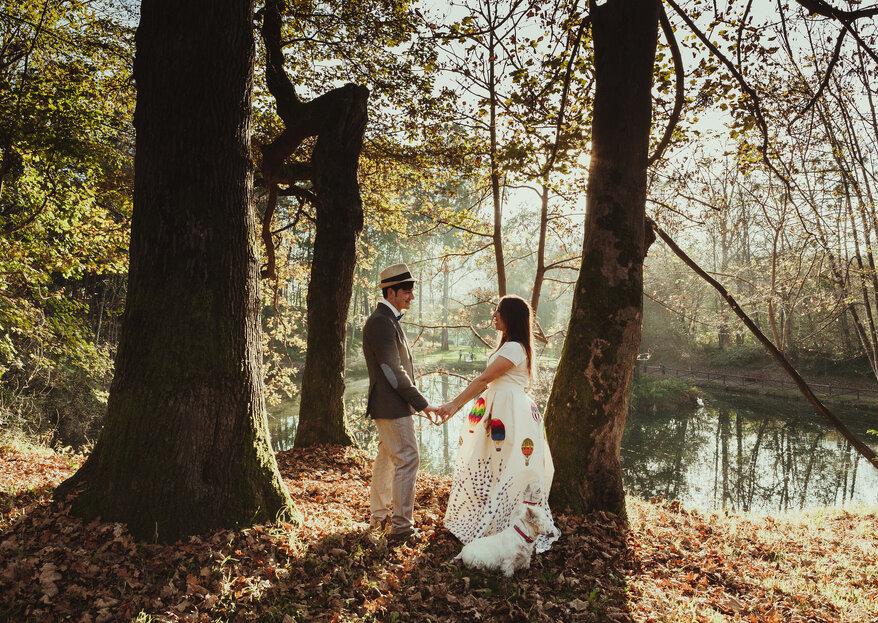 Primavera, verano, otoño o invierno: ¿Cuál es la mejor estación para casarse? ¡Las lectoras responden!