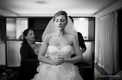 Ser noiva é: 20 coisas que só elas podem fazer