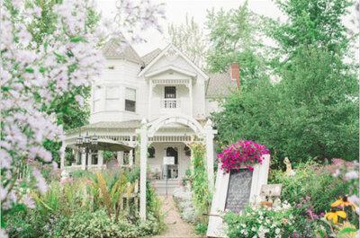 La boda shabby chic más hermosa de la historia: Enamórate de sus colores, flores y lindos detalles