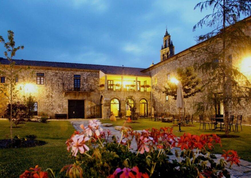 Los 12 mejores hoteles para celebrar una boda en Pontevedra