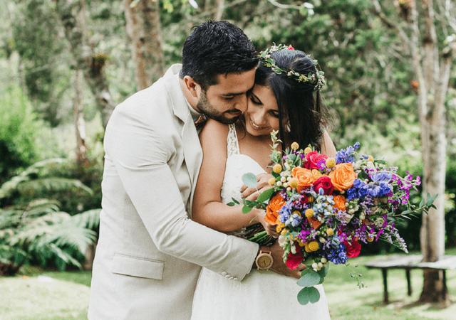 Auténtica, fresca y divertida ¡Así fue la boda de 'Los Sua'!