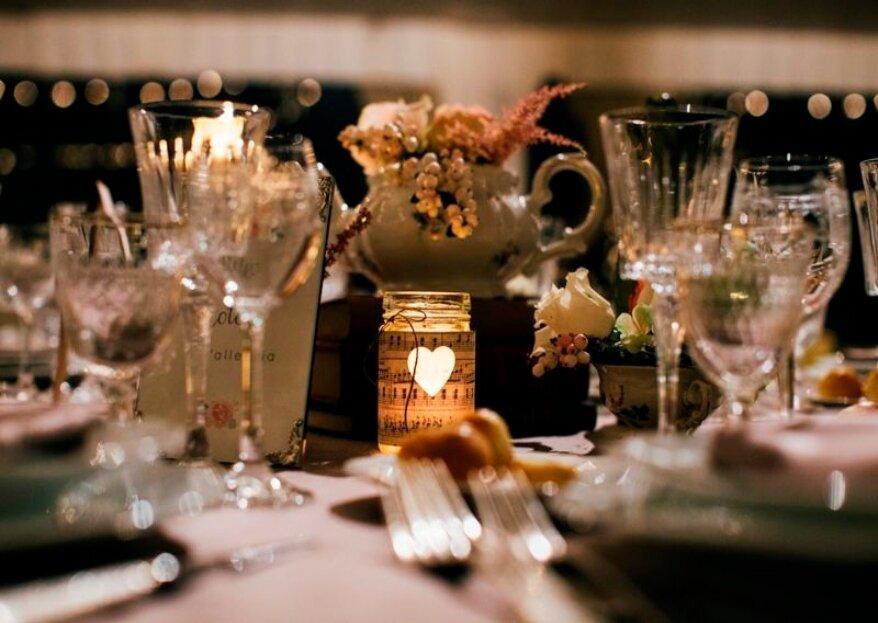 Cherubini Catering: quando il ricevimento di nozze è sinonimo di qualità