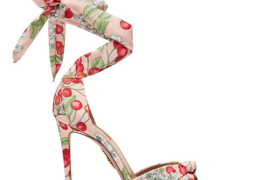 Zapatos de boda florales: estos son los más hermosos de la temporada