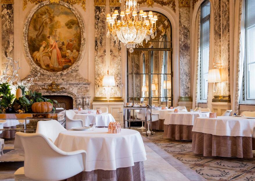 Les plus beaux hôtels de luxe à Paris pour votre mariage
