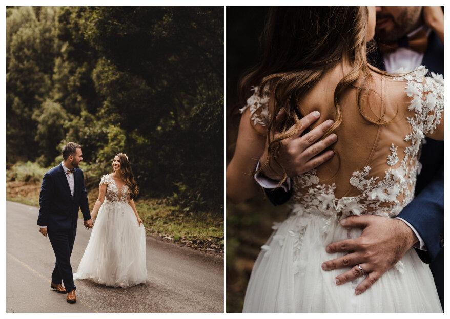 La boda de Anthony y Erica: una historia de amor verdadero y sueños realizados