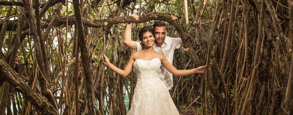 Boda rodeados de naturaleza: Un lugar increible en Bacalar, Quintana Roo
