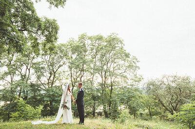 Wspaniały ślub i wesele Mai i Szymona w Pałacu w Pstrokoniach! Nie przegap!